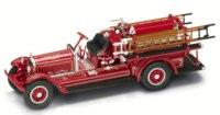 Коллекционная модель. пожарная машина stutz model c, Yat Ming