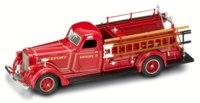 Коллекционная модель. пожарная машина american lafrance b550rc, Yat Ming