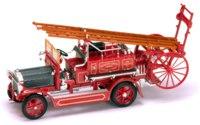 Коллекционная модель. пожарная машина dennis n-type, Yat Ming
