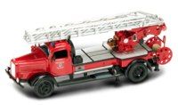 Коллекционная модель. пожарная машина mercedes-benz l4500f, Yat Ming