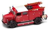 Коллекционная модель. пожарная машина mersedes benz tlf-50, Yat Ming