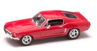 Коллекционная модель. автомобиль ford mustang gt 1968, Yat Ming