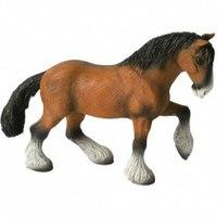 Фигурка конь шайрской породы, 16,2 см, Bullyland
