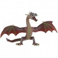 Дракон летящий (красный), 17,8 см, Bullyland