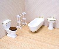 """Мебель """"ванная"""" (для викторианского дома), Melissa & Doug"""
