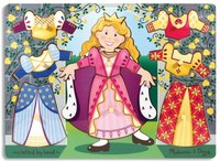 """Пазл """"переодень принцессу"""", Melissa & Doug"""