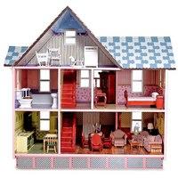Викторианский дом для кукол, Melissa & Doug