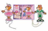 """Шнуровка """"одень мишку"""", Melissa & Doug"""