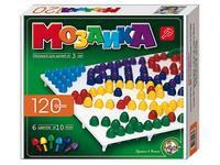 Мозаика цветная, 120 деталей, Десятое королевство