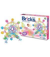 Конструктор 200 деталей. арт. jh8804b, Bricks