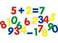 Мозаика «набор цифр», Флексика