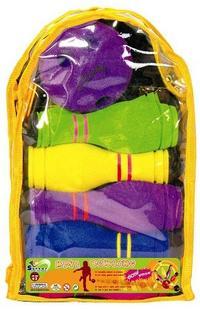 Мини-боулинг. 10 кеглей в сумке, SafSof