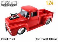 Модель автомобиля ford f100 56, радиоуправляемая, Jada Toys