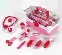 Barbie. набор доктора в контейнере, Klein