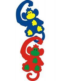 Мозаика «обезьянки», Флексика