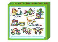 Мозаика магнитная, 180 элементов, Десятое королевство