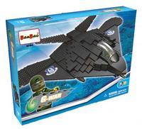 """Конструктор """"самолет"""", 250 деталей. арт. 8704, BanBao"""