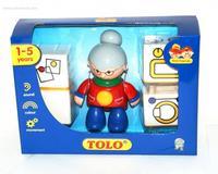 """Игровой набор """"первые друзья - кухня"""". арт. 89779, Tolo Toys (Толо Тойс)"""