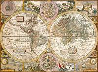 "Пазл ""карта мира"", 3000 элементов. арт. 33531, Clementoni"