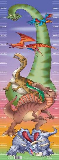Ростомер. динозавры