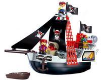 """Конструктор """"пиратский корабль"""", 29 деталей, Ecoiffier"""