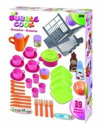 """Игровой набор """"сушилка для посуды с посудой"""", Ecoiffier"""