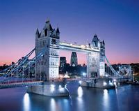 "Пазл ""лондон, мост"". 3000 элементов. арт. 33527, Clementoni"