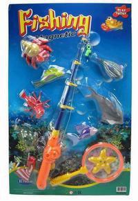 """Игровой набор """"рыбалка"""", Rinzo (Ринзо)"""