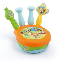 Набор музыкальных инструментов cotoons, Smoby (Смоби)