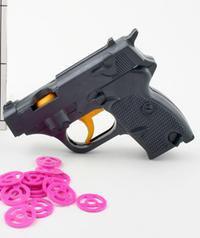Пистолет с дисками, Плэйдорадо