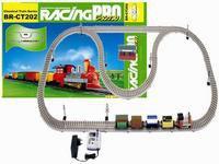 """Железная дорога """"классический поезд"""". арт. 202, Racing Pro"""