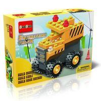 "Конструктор ""грузовик для стройки"", BanBao"