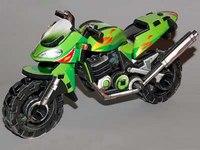 "3d puzzle ""мотоцикл"", Умная бумага"