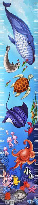 Ростомер. подводный мир