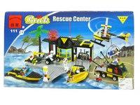"""Конструктор """"спасательный центр"""", 528 деталей, ENLIGHTEN (Brick)"""