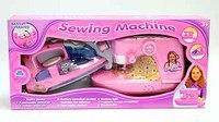 """Игровой набор """"швейная машинка, утюг"""", Shenzhen Jingyitian Trade Co., Ltd."""