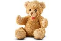 """Бежевый медвежонок """"крапфен"""" (48 см), Trudi"""
