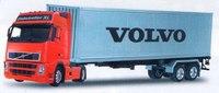 Модель грузовика volvo fh12 (прицеп), Welly