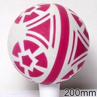 Мяч лакированный со звездами, Чебоксарский завод