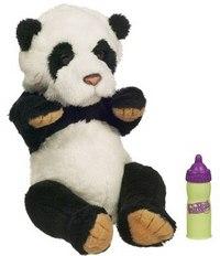 "Электронная мягкая игрушка ""панда"", Hasbro (Хасбро)"