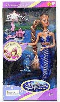 Кукла deffa lucy. русалка, Shenzhen Jingyitian Trade Co., Ltd.