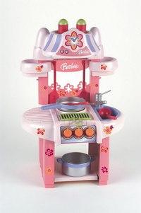Barbie. кухонный центр малый, Klein