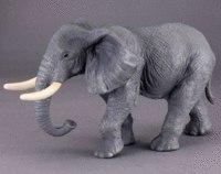 Слон африканский. арт. 88025, Gulliver (Гулливер)