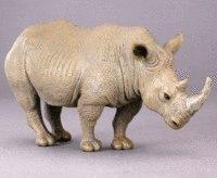 Белый носорог. арт. 88031, Gulliver (Гулливер)