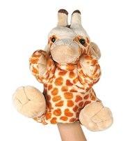 """Игрушка-рукавичка """"жираф"""", 27 см, Gulliver (Гулливер)"""