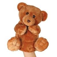 "Игрушка-рукавичка ""медведь"", 27 см, Gulliver (Гулливер)"