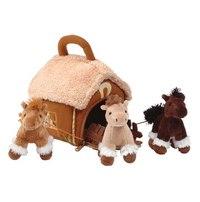 Сумочка-домик с 3-мя лошадками, Gulliver (Гулливер)