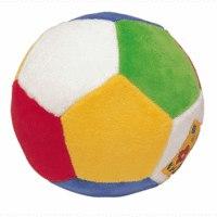 """Развивающая мягкая игрушка """"мой первый мяч"""", K's Kids"""