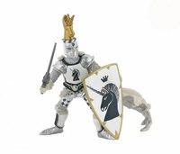 Рыцарь серебрянного единорога (без коня), Papo