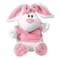 Кролик белый сидячий, 40 см, Gulliver (Гулливер)